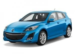 2011 Mazda 3 used parts